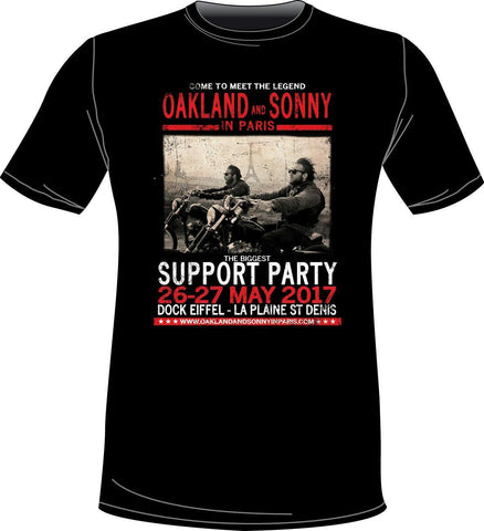 T-Shirt Oakland and Sonny Come to Meet the Legend