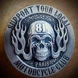 Broches Support 81 Paris