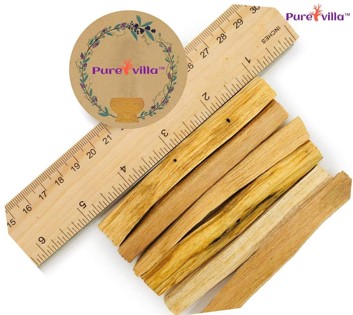 Premium Palo Santo Holy Wood Incense Sticks 4 Ounces 100 Natural And Sustainable Wild Harvested