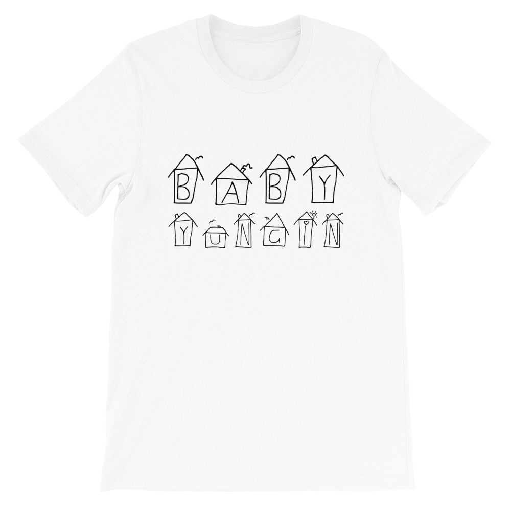 Baby Yungin - Alphabet House Tee