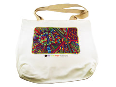 Atom Star Tote Bag
