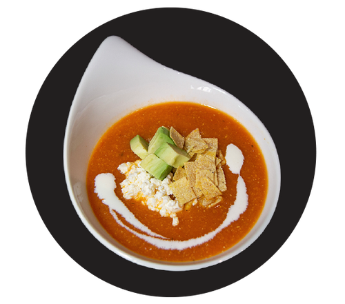 Mexican-Tortilla Soup