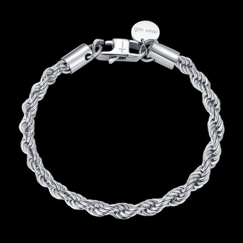 CS // 5mm Rope Chain Bracelet
