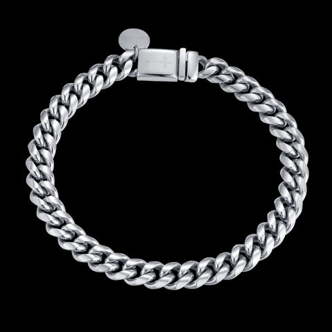 CS // 6mm Cuban Bracelet