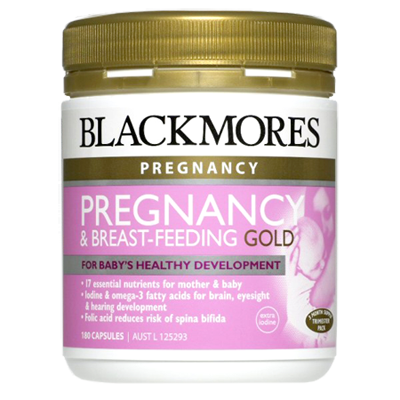 Blackmores Pregnancy 180 Caps