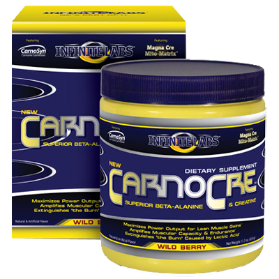 Infinite Labs Carnocre 11.7 Oz (berry)