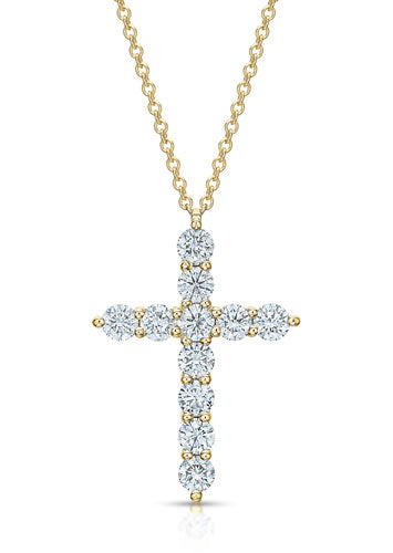 The Signature Cross Necklace