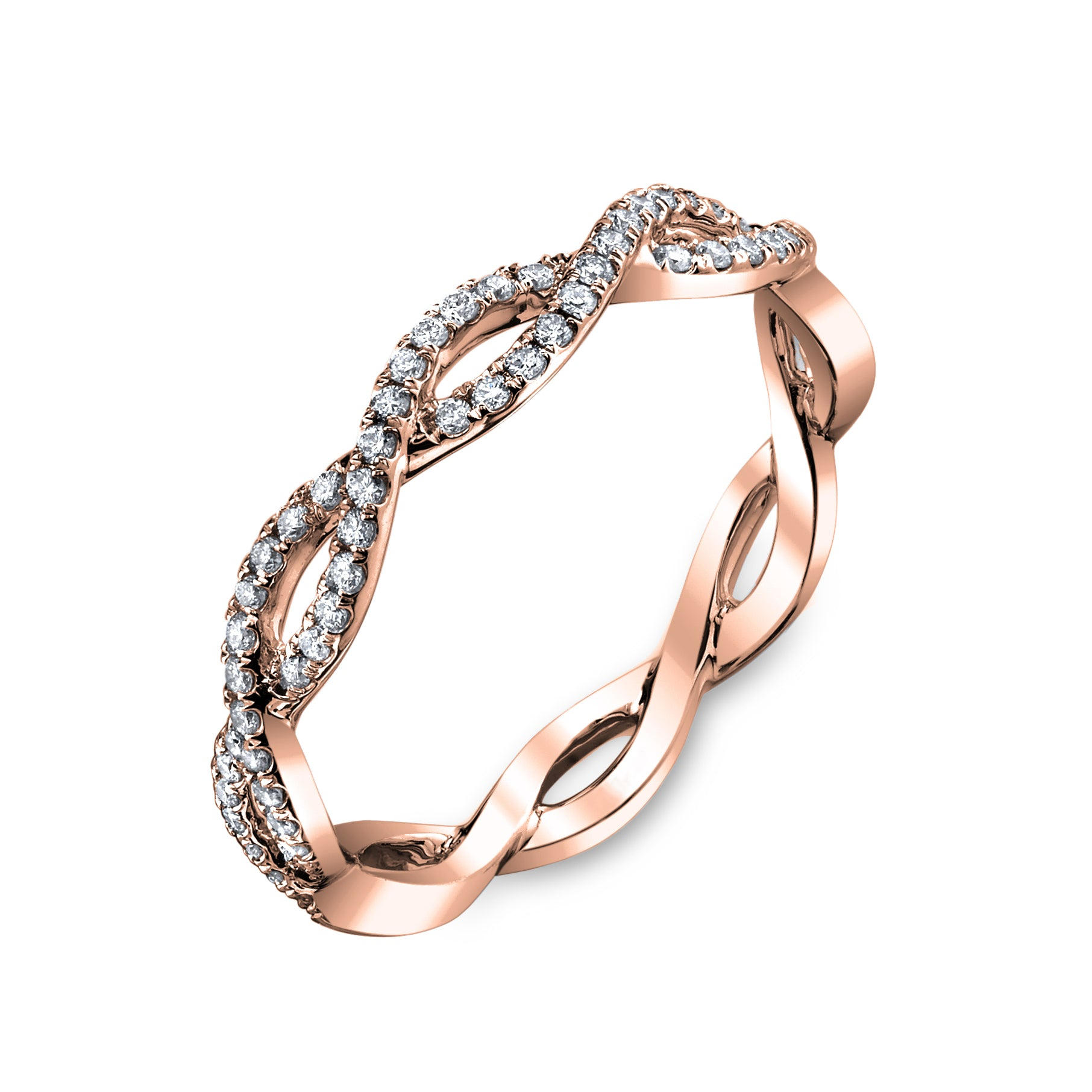 Twisted Stackable Band