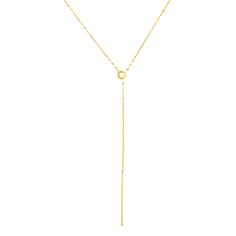 The Lariat Necklace