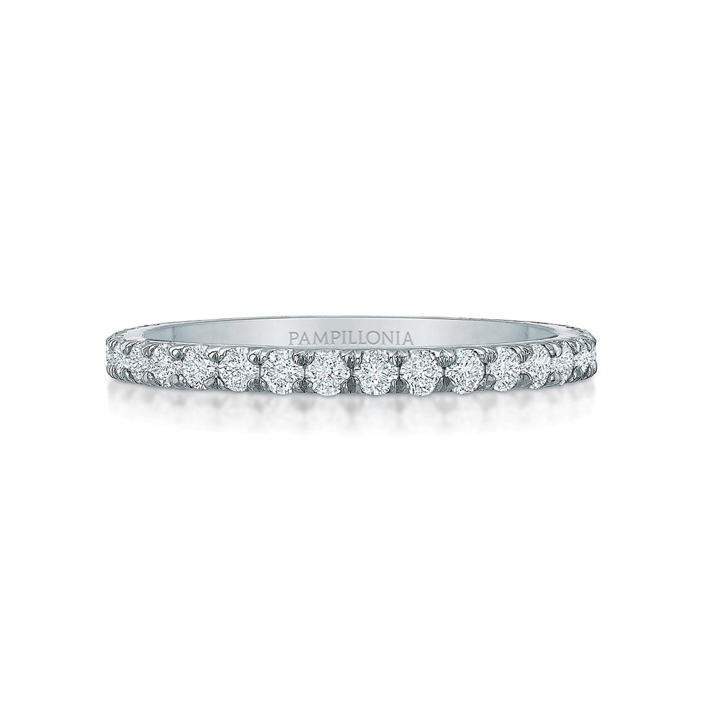 Lennon Platinum Eternity Band