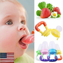 Load image into Gallery viewer, Fruit Infused Pacifiers 2pc.