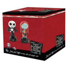 Load image into Gallery viewer, Jack and Sally Salt and Pepper Shakers
