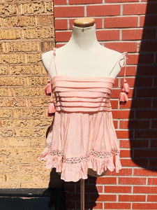 Baby Doll Catskills Top