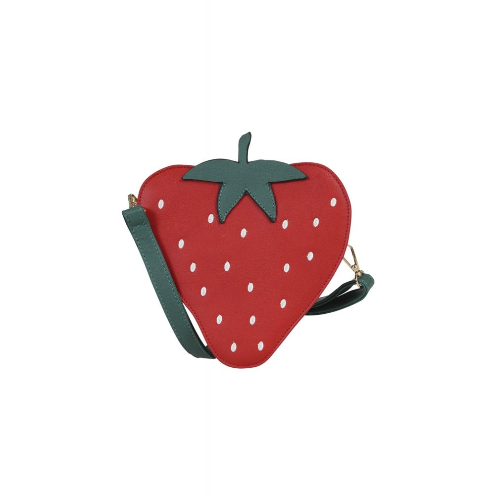 Juicy Strawberry Purse