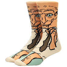 Load image into Gallery viewer, Harry Potter Dobby Character Socks