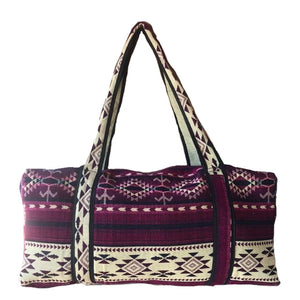 Tribal Duffel Travel Bag
