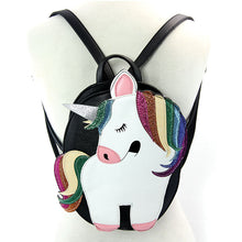 Load image into Gallery viewer, Unicorn Mini Backpack