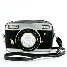 Load image into Gallery viewer, Camera Cross-Body Purse