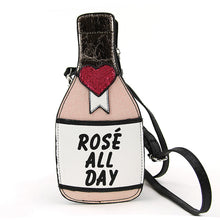 Load image into Gallery viewer, Rose All Day Cross-Body Purse