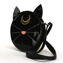 Load image into Gallery viewer, Mystical Cat Cross Body Purse