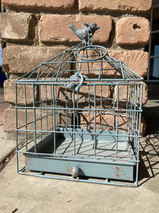 Hanging Metal Bird Cages