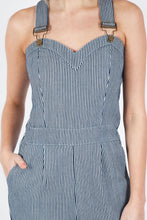 Load image into Gallery viewer, Anthea Stripe Overalls