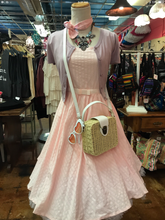 Load image into Gallery viewer, Baby Pink Swing Dress