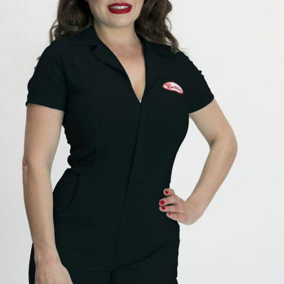 bettie page romper