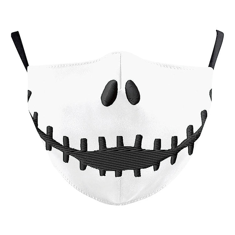 jack skellington washable face mask