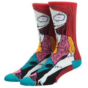 Nightmare Before Christmas Sally Character Socks