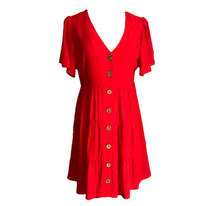 Little Red Dress- Size Small LAST ONE!
