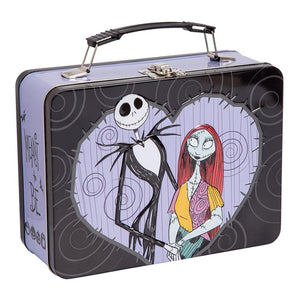 Jack and Sally Meant To Be Tin Tote