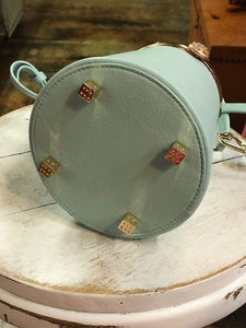 mint dice foot purse amber joy