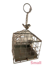 Load image into Gallery viewer, Hanging Metal Bird Cages