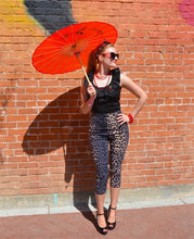 Load image into Gallery viewer, Panthera Capri Pants- SIZE XS, LAST ONE!