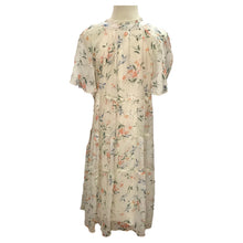 Load image into Gallery viewer, Matilda Floral Tiered Midi Dress