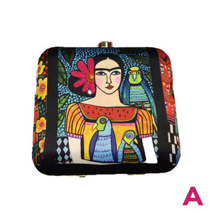 Frida Clutch Purses