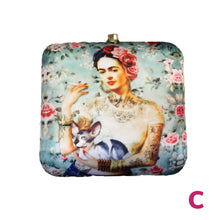 Load image into Gallery viewer, Frida Clutch Purses