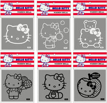Load image into Gallery viewer, hello kitty car window decals