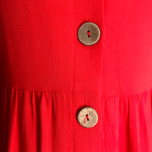 Load image into Gallery viewer, Little Red Dress- Size Small LAST ONE!