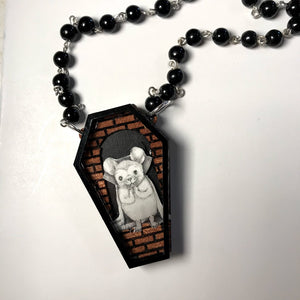 Coffin Critter Necklace
