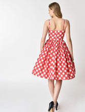 Load image into Gallery viewer, Perfect Picnic Dress- Size Large LAST ONE!