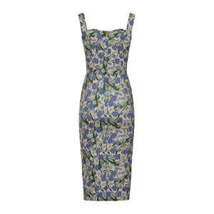 Anita Dreamy Floral Pencil Dress