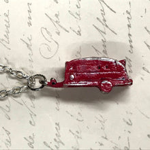 Load image into Gallery viewer, Airstream Charm Necklace