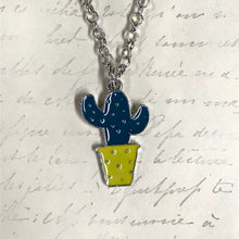 Load image into Gallery viewer, LAST CHANCE Misc Cacti Charm Necklaces
