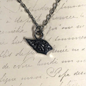 Cardinals Logo Charm Necklace