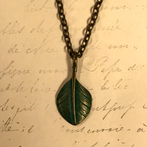 LAST CHANCE Misc Feather Charm Necklaces