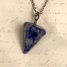 Load image into Gallery viewer, Pendulum Charm Necklace