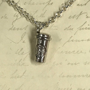 To Go Coffee Charm Necklace
