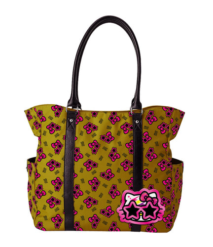 hello kitty glam rock star tracel bag 53580